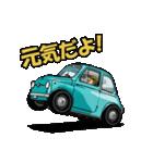 めっちゃ!キュートな車(個別スタンプ:14)
