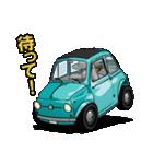 めっちゃ!キュートな車(個別スタンプ:15)