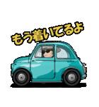 めっちゃ!キュートな車(個別スタンプ:17)