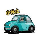 めっちゃ!キュートな車(個別スタンプ:18)
