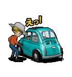めっちゃ!キュートな車(個別スタンプ:20)