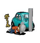 めっちゃ!キュートな車(個別スタンプ:21)