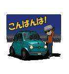 めっちゃ!キュートな車(個別スタンプ:24)