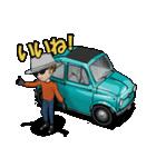 めっちゃ!キュートな車(個別スタンプ:27)