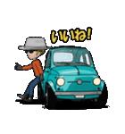 めっちゃ!キュートな車(個別スタンプ:28)