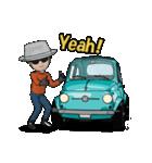 めっちゃ!キュートな車(個別スタンプ:29)