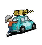 めっちゃ!キュートな車(個別スタンプ:30)