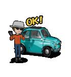 めっちゃ!キュートな車(個別スタンプ:31)