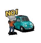 めっちゃ!キュートな車(個別スタンプ:32)