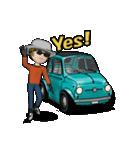 めっちゃ!キュートな車(個別スタンプ:33)