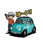 めっちゃ!キュートな車(個別スタンプ:34)