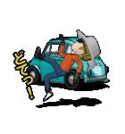 めっちゃ!キュートな車(個別スタンプ:37)