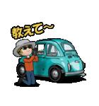 めっちゃ!キュートな車(個別スタンプ:39)