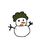 アフロマン! ~冬~(個別スタンプ:03)