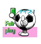 ボールは友達! ver.1(個別スタンプ:24)