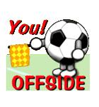 ボールは友達! ver.1(個別スタンプ:30)