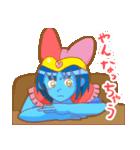 こみかる悪魔 satarot's Part 1(個別スタンプ:01)