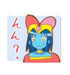 こみかる悪魔 satarot's Part 1(個別スタンプ:02)