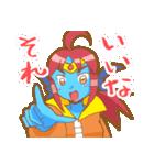 こみかる悪魔 satarot's Part 1(個別スタンプ:09)