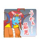 こみかる悪魔 satarot's Part 1(個別スタンプ:10)