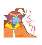こみかる悪魔 satarot's Part 1(個別スタンプ:15)