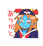 こみかる悪魔 satarot's Part 1(個別スタンプ:18)