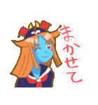 こみかる悪魔 satarot's Part 1(個別スタンプ:21)