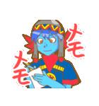 こみかる悪魔 satarot's Part 1(個別スタンプ:36)