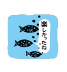 かわいい動物達(影絵風)2(個別スタンプ:28)