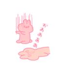 殺伐としたうさちゃん2(個別スタンプ:8)