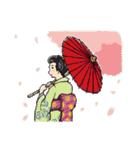 古き良き日本(個別スタンプ:3)