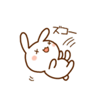 うさ☆すた(ウサギのスタンプ)(個別スタンプ:24)