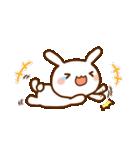 うさ☆すた(ウサギのスタンプ)(個別スタンプ:26)