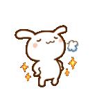 うさ☆すた(ウサギのスタンプ)(個別スタンプ:34)