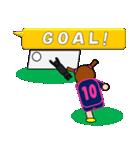 女子サッカースタンプ(試合速報)(個別スタンプ:5)