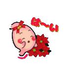 年末年始・胃っちゃん(個別スタンプ:03)