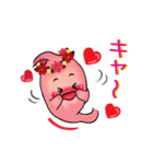 年末年始・胃っちゃん(個別スタンプ:10)