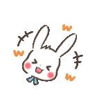 ゆるゆるウサギ「チェルシー&チェリー」(個別スタンプ:31)