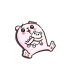 ぷるくまちゃん ラブラブファイヤー☆(個別スタンプ:40)