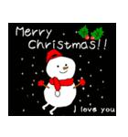 メリークリスマス ☆~素敵な夜を~☆(個別スタンプ:40)