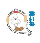 ★冬のあざらし~クリスマス・年末年始~★(個別スタンプ:03)