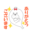 ★冬のあざらし~クリスマス・年末年始~★(個別スタンプ:13)