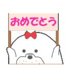 ★冬のあざらし~クリスマス・年末年始~★(個別スタンプ:15)