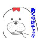 ★冬のあざらし~クリスマス・年末年始~★(個別スタンプ:26)