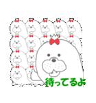 ★冬のあざらし~クリスマス・年末年始~★(個別スタンプ:28)
