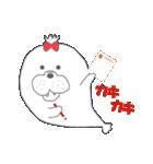 ★冬のあざらし~クリスマス・年末年始~★(個別スタンプ:32)