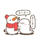 ツンデレあざらしの冬(個別スタンプ:18)