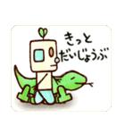 ムカゲくん(個別スタンプ:28)