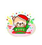 アライグマのぷーにゃん・冬編(個別スタンプ:15)
