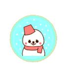 アライグマのぷーにゃん・冬編(個別スタンプ:26)